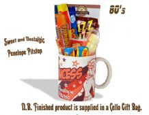 Penelope Pitstop Mug with/without a Wacky Portion of  80's Sweeties.